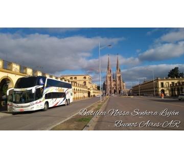 BUENOS AIRES: A Basílica de Nossa Senhora de Luján