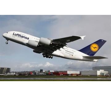 Pilotos da Lufthansa entram em greve amanhã